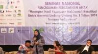3. Data perkawinan anak Indonesia