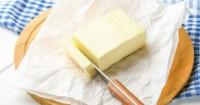 1. Cultured butter