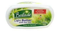 3. Light butter