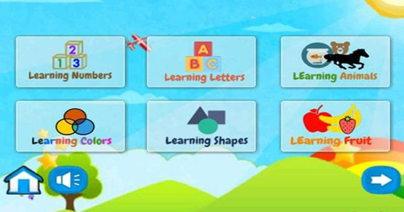7. Kids Educational Games – Learn English