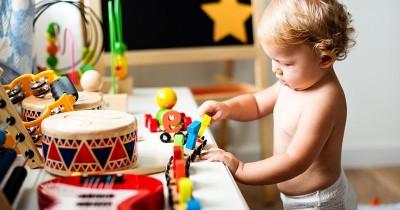 7 Cara Sederhana untuk Meningkatkan Rentang Konsentrasi Bayi