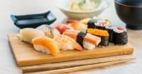 Jenis-Jenis Sushi Aman Dikonsumsi