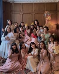 11. Pastel baby shower