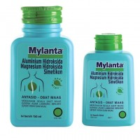 1. Mylanta Liquid