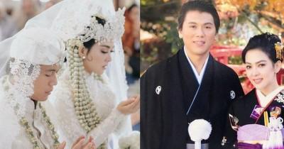 8 Fakta Menarik dalam Pernikahan Syahrini dan Reino
