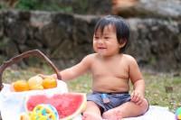 7. Perubahan setelah makan makanan padat