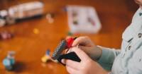 2. LEGO sangat cocok koordinasi tangan mata