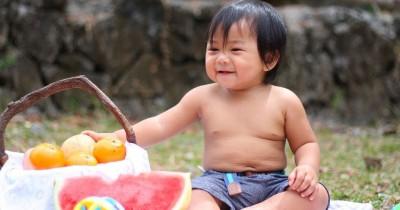 5 Jenis Nutrisi Wajib Dipenuhi Perkembangan Otak Sejak Dini