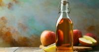 2. Cuka sari apel