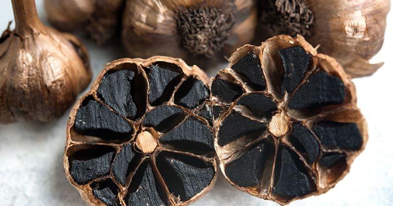 bawang hitam manfaat penggunaan