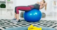 2. Gym ball