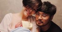 2. Potret kebahagiaan bersama putra pertama