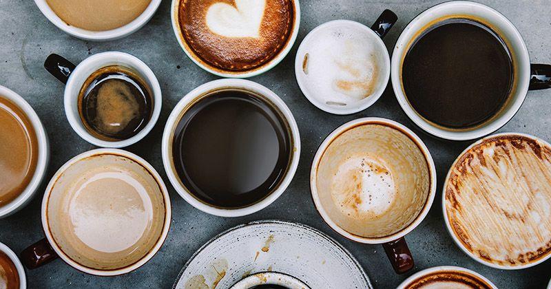 7. Minum kopi terlalu sering