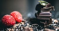 9. Dark chocolate