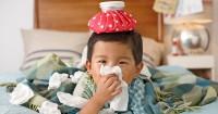 1. Flu akibat udara dingin