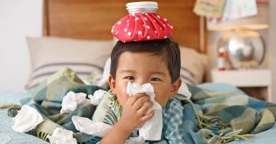 7 Tips agar Anak Tidak Mudah Sakit