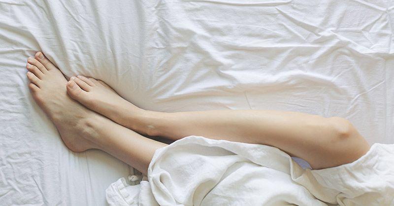 10. Telapak kaki