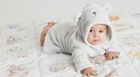 6. Baby bathrobe