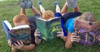 9. Dorong si Anak agar suka membaca
