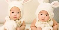 5. Bayi April senang berkompetisi