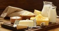 6. Produk susu membuat dahak terasa lebih kental