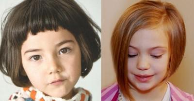 7 Ide Model Potong Rambut Anak Perempuan yang Kekinian dan Anti Gerah!