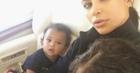 3. Saint and mommy Kim