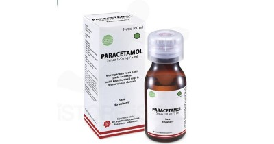 Awas Overdosis Kenali Dosis Paracetamol Anak Secara Tepat