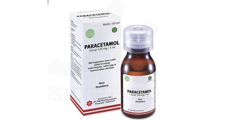 Dosis Paracetamol Anak yang Tepat Sesuai Usia Popmama com