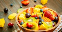 8. Konsumsi buah segar lebih banyak