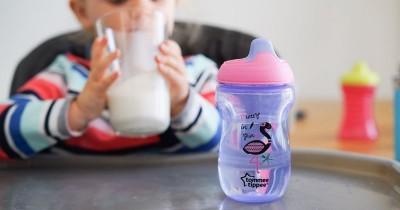 Bahaya Kecanduan Minum Susu pada Anak-anak