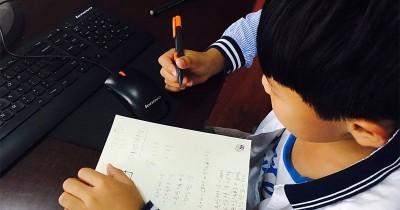 5 Cara Rahasia Mengajarkan Anak TK Belajar Menulis