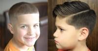 7 Model Rambut Anak Laki-laki Keren Tetap Sopan