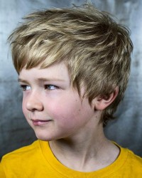 4. Cool haircut medium