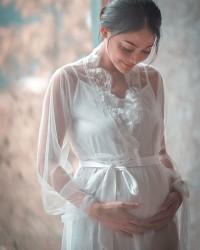 4. Selalu bersyukur positif saat menjalani kehamilan