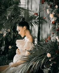 5. Belum ada perubahan rahang selama hamil