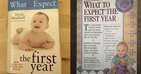 10. What to Expect The First Year - Heidi Murkoff