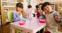 1. Terapkan pola makan terjadwal