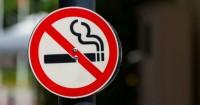 3. Pertimbangkan waktu tempat merokok