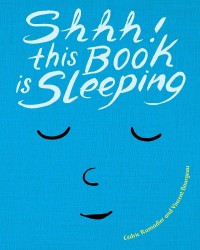 2. Shhh This Book Is Sleeping