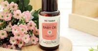 2. Botanina Comforting Baby Oil