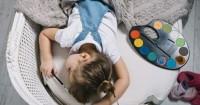 4. Fisik anak jadi lemah jika sering tidak makan siang