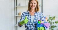 1. Aspek kebersihan rumah baik