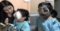 Dua Tahun Kecanduan Ponsel, Balita Ini Terpaksa Operasi Mata