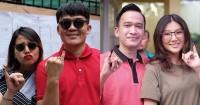Pesta Demokrasi Indonesia, 17 Deretan Seleb Ini Ikut Pemilu 2019