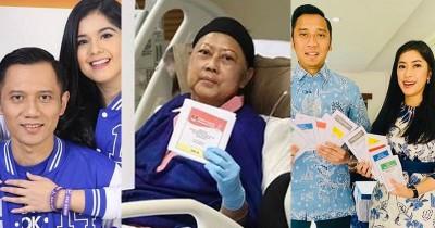 Pisah TPS, Intip Khidmatnya Pemilu Keluarga Cikeas di Tahun Ini