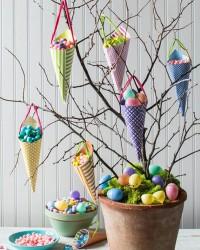 7. Candy tree menggemaskan