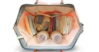 5 Tips Memilih Diaper Bag untuk Bayi Mama