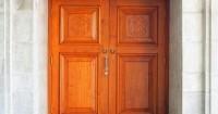 5. Pintu ganda