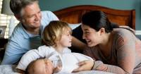 Kehidupan Orangtua Menyepakati Cara Mendisiplinkan Anak